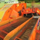 4135 Grimme SE75-30 potato harvester