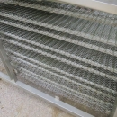 4144 Belt drier web table for Frying line potato chips