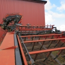 4163 Amac potato harvester 2 row with elevator