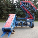 4167 Asa-Lift cabbage harvester with elevator