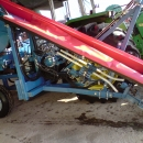 3062 ASA-LIFT leek harvester 1 row mounted