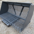 4180 Norje potato bucket / potato fork NEW