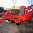 4200 Grimme GZ34Z potato planter 4 row with fertilizer
