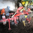 4204 Agricola Italiana SNT 4 row pneumatical seeder