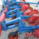 4263 Hatzenbichler row crop cleaner 7 row with steering