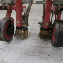 4352 Thermec brushing crop cleaner