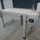 4355 Sormac inspection table stainless steel