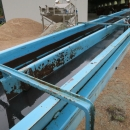 4366 EMVE plain conveyor 8000x550 mm