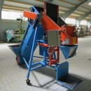 4367 EMVE automatic weigher for carrots, potatoes etc