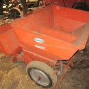 3196 Kverneland Underhaug UN potato planter 2 row