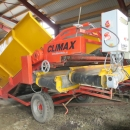 4376 Climax receiving hopper Profit 2000