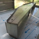 4397 X-Steel potato washing machine NEW NEVER USED