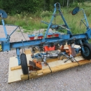 4403 Nibex 300 4 row seeder for carrots and other vegetables