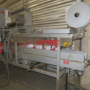 4434 Upmatic 2002 bagging machine plastic bags