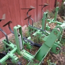 3085 Juko Ekengards potato ridger 4 row