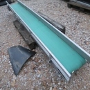 4475 Plain conveyor 3000x300 mm STAINLESS STEEL
