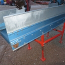 4486 Upmatic plain conveyor with legs 2000x500 mm
