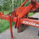 4513 Grimme bed plough Shapeformer