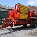 4548 Grimme SE260UB potato harvester 2 row