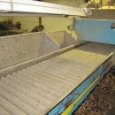 3286 EMVE potato screen grading sorting line