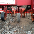 4571 Kongskilde row crop cleaner 5 row 3m wide