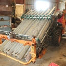 4604 Ortomec corn salad harvester