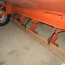 4606 Underhaug 4 row potato planter