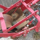 4645 Juko MIDI potato harvester mounted for box