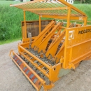 4655 Regero R860 Transplanter 4 row