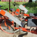 4658 Checchi & Magli FOX 4 row planting machine