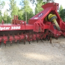 4674 Kongskilde Elliptor rotary cultivator with pressure roller
