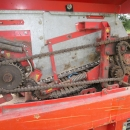 4676 Kverneland UN2200 potato harvester with elevator