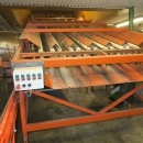 4678 EKKO  diameter grader for carrots