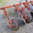 4695 Checchi & Magli disc ridger 4 row