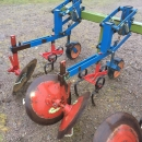 4726 Baselier disc ridger 4 row