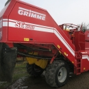 4740 Grimme SE 85-55 potato harvester