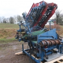 4743 Asa-Lift MK-1000 Cabbage harvester