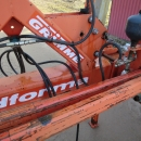 4754 Grimme bed plough