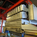 4768 Newtec 3009 weigher with bagging line for carrots