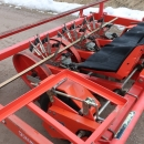 4776 Checchi & Magli Fox transplanter 3 row