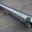 4815 Plain conveyor belt 4000x500 STAINLESS STEEL