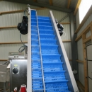 4848 EMVE automatic weigher with dipping bunker