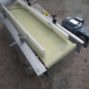 4889 Conveyor belt 1300x300 mm STAINLESS STEEL