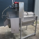 4889 Limas potato washer 1500x600 mm STAINLESS STEEL