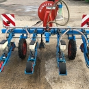 4989 Monosem MS pneumatic precision seeder 4 row