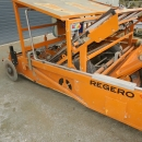 4999 Regero transplanter 4 row pneumatic