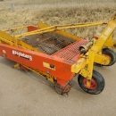 5001 Samon onion windrower 1350 mm web