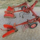 5188 Underhaug 2 row potato ridger