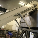 5248 Sorma S&B net clipping line with weigher
