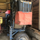 5265 Asa-Lift combi-1000 carrot harvester with elevator